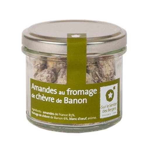 Produit Sentier des Bergers amande fromage