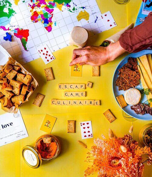 Escape game culinaire